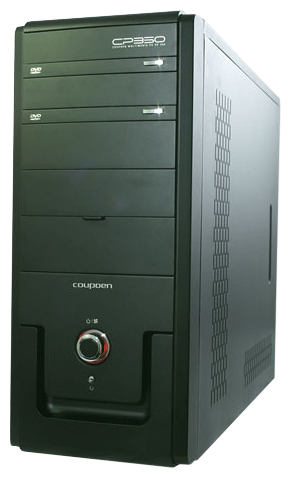 Coupden CP-350 400W Black