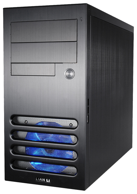 Lian Li PC-A03B Black