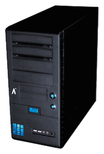 MaxPoint CS-3010 Qubic Black